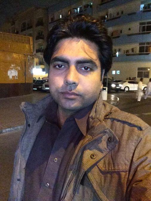 Anwar Haq, 37, Dubai, United Arab Emirates