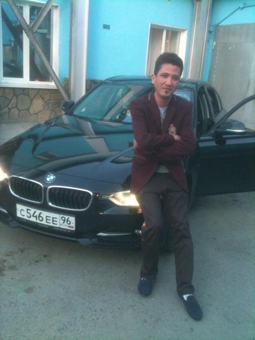 Яасин Ягджи, 36, Yekaterinburg, Russian Federation