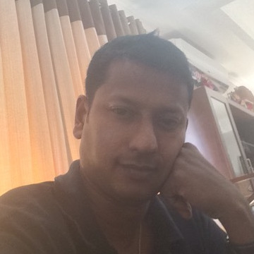 Pramodh, 41, Kochi, India