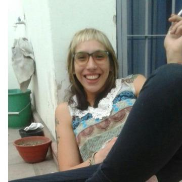 Melanie Sosa, 28, Rio Cuarto, Argentina