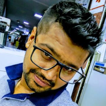 Ravi Rastogi, 29, Varanasi, India