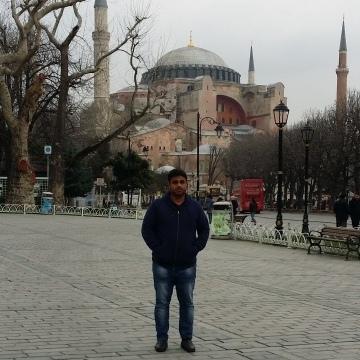 Ahs Abdu, 45, Bishah, Saudi Arabia