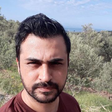Gökhan Karsli, 34, Istanbul, Turkey
