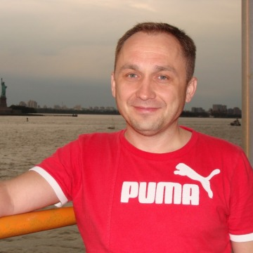 Mike R, 40, Moscow, Russian Federation
