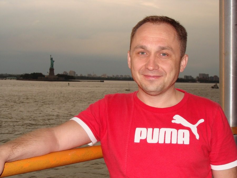 Mike R, 41, Moscow, Russian Federation