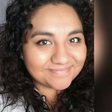 Edith, 29, Mexico City, Mexico