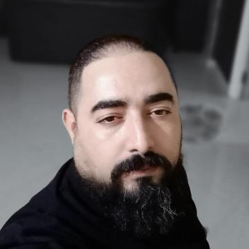 Omran Bensalloua, 37, Algiers, Algeria