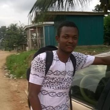 Eben Aggrey, 27, Tema, Ghana