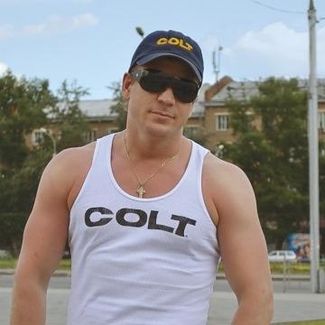 Oleg Belyakov, 45, Novosibirsk, Russian Federation