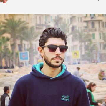 Mahmoud Mido, 30, Alexandria, Egypt
