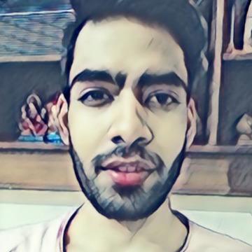 Mukesh Kandpal, 27, Chandigarh, India