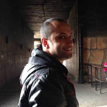 Manno Hosny, 32, Dahab, Egypt