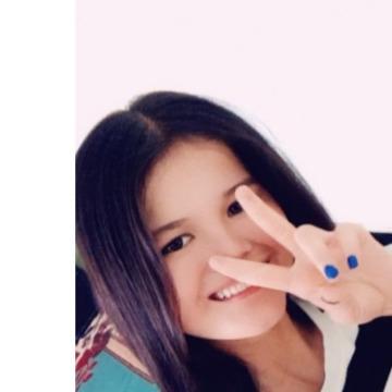 Фарида Ешназарова, 19, Shymkent, Kazakhstan