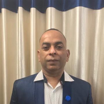 Gurri Dhanju, 43, Dubai, United Arab Emirates