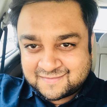 Krish Sharma, 35, Faridabad, India