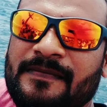 Yatrik Desai, 32, Hyderabad, India