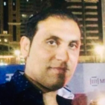 ahmad, 34, Dubai, United Arab Emirates