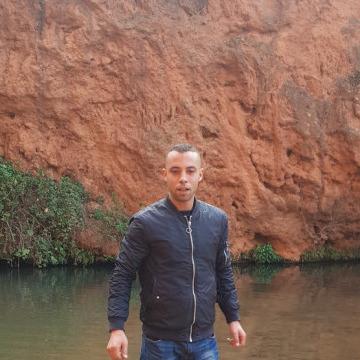Rachid ER Rafiqi, 24, Marrakesh, Morocco