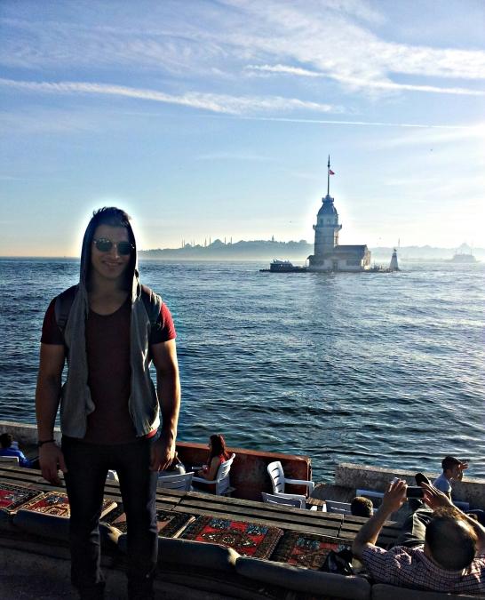 jonat, 25, Istanbul, Turkey