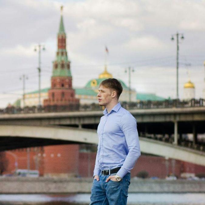 Кирилл Лукашин, 27, Moscow, Russian Federation