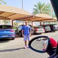 Ali Mezaeil, 36, Kuwait City, Kuwait