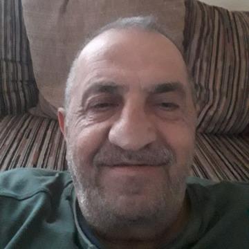 ابو صطيف رزوق الملك, 60, Tekirdag, Turkey
