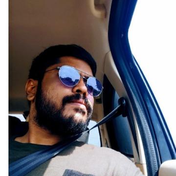 Deepak Nair, 27, Thrissur, India