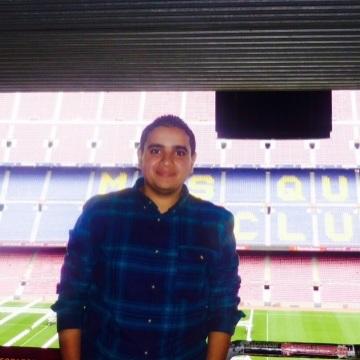Mostafa, 27, Cairo, Egypt