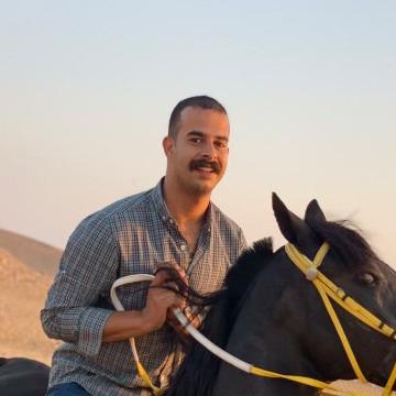 Mohamed Magdy Elgezy, 30, Cairo, Egypt