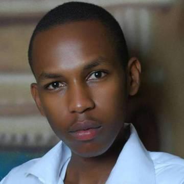 martin, 29, Nairobi, Kenya