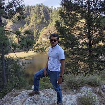 Ernesto, 36, Mexico City, Mexico