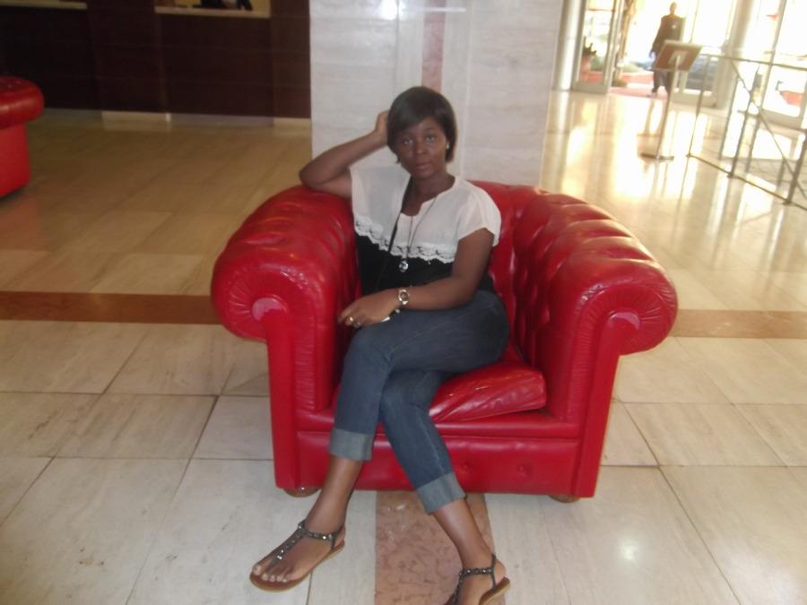 ursula, 29, Yaounde, Cameroon