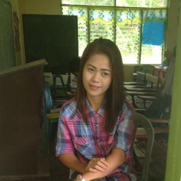 Vhanz Nessa, 24, Samal, Philippines