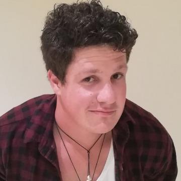 Jan-Michael De Vries, 25, London, United Kingdom