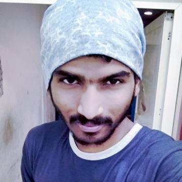Abdul Rahiman, 26, Dubai, United Arab Emirates
