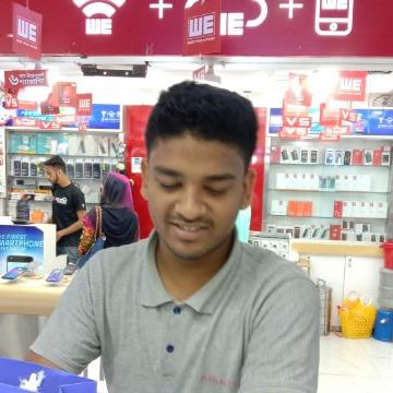 Salim Khan, 22,