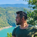 Ahmet Aydoğan, 29, Izmir, Turkey
