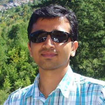 Vamsi Krishna, 37, Bangalore, India