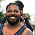 Sydney Ledrick, 32, Trincomalee, Sri Lanka