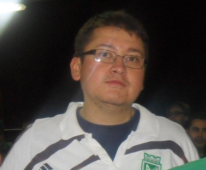 SAMUEL, 37, Medellin, Colombia
