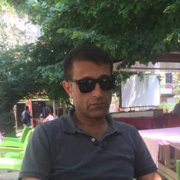 Burhan Evliyaoğlu, 44, Istanbul, Turkey