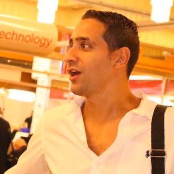 Omar Mohamed Youssef, 34, Cairo, Egypt