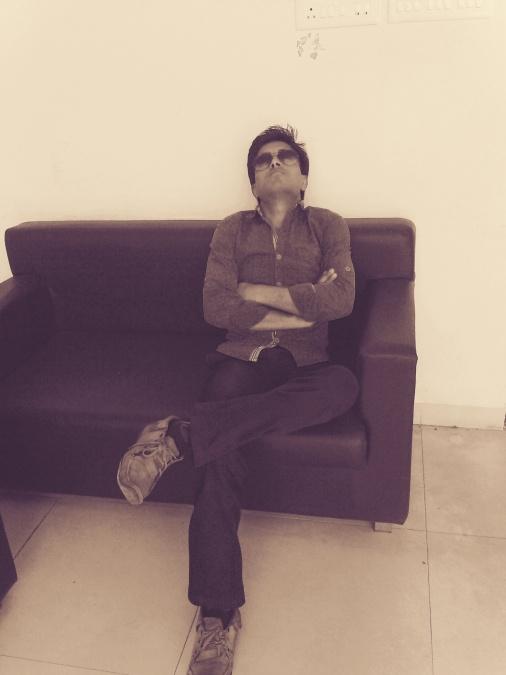 raj jaiswal, 31, Nagpur, India