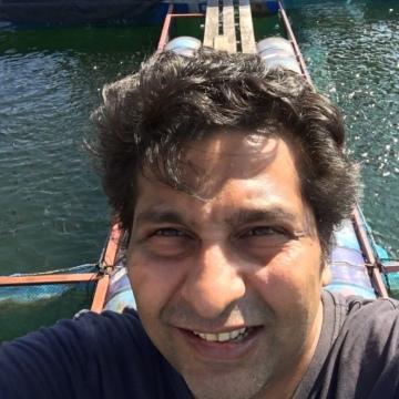 Aliasgar Merchant, 39, Mumbai, India