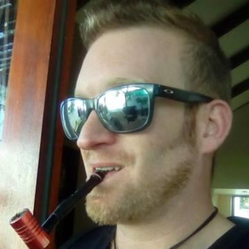 Liam Daniel Stockenstroom, 34, Cape Town, South Africa