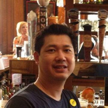 Edward Li, 39, Toronto, Canada