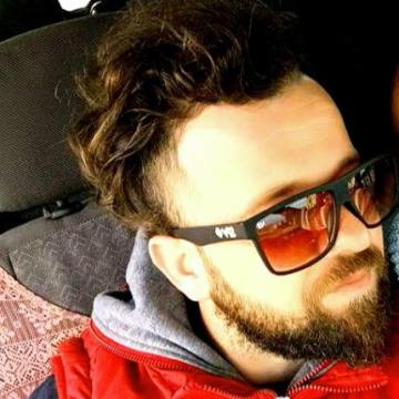 Burak, 29, Ankara, Turkey