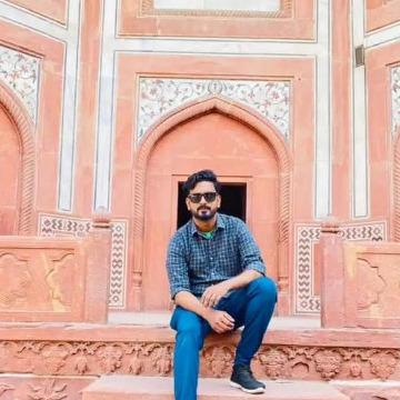Jasim, 29, Kochi, India