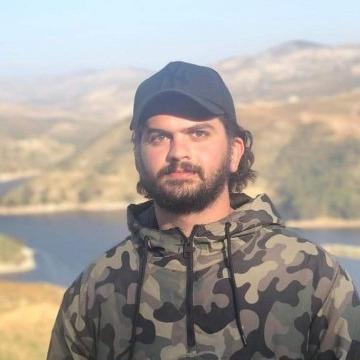 Hasan Al-Qaisi, 26, Amman, Jordan