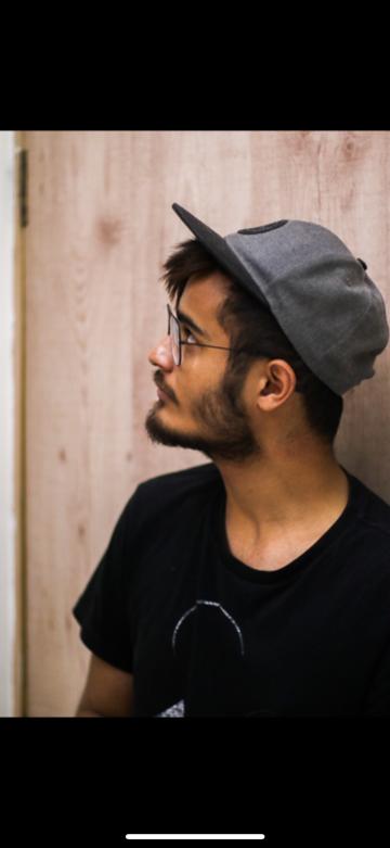 Uttam, 21, Hyderabad, India